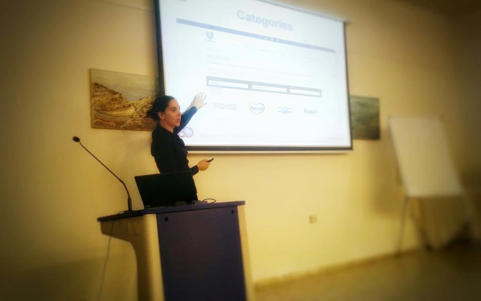 ענבר דותן - הרצאות בארגונים