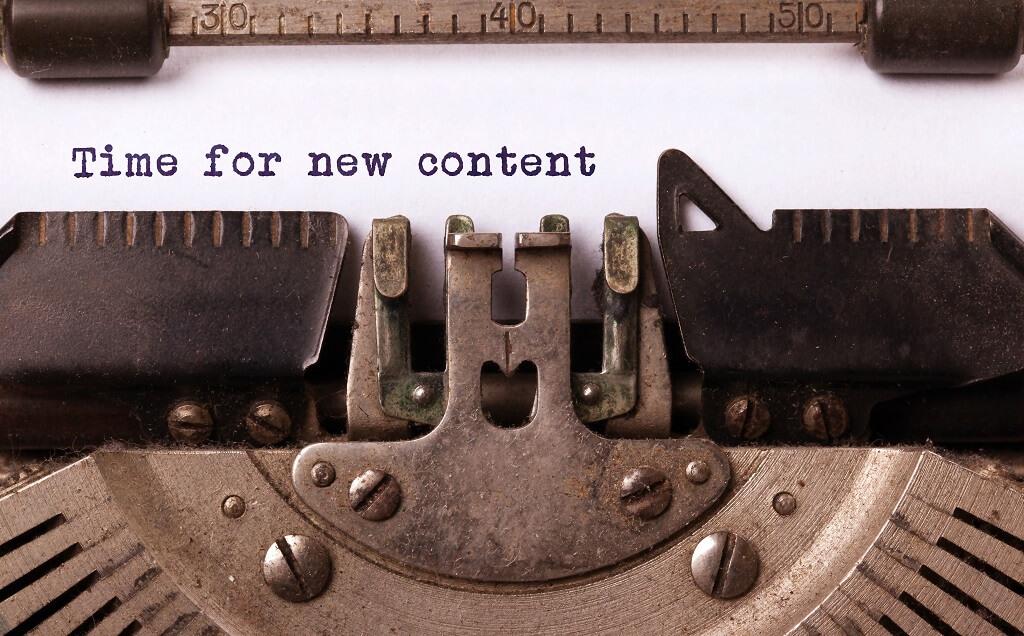 5 טרנדים של כתיבת תוכן